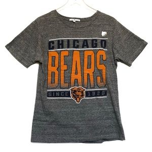 NWT Junk Food Men's Chicago Bears Graphic T-Shirt
